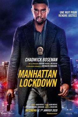 Manhattan Lockdown 2020